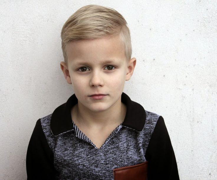 Cute Boy Hairstyles  Cute Undercut Haircut For Baby Boy