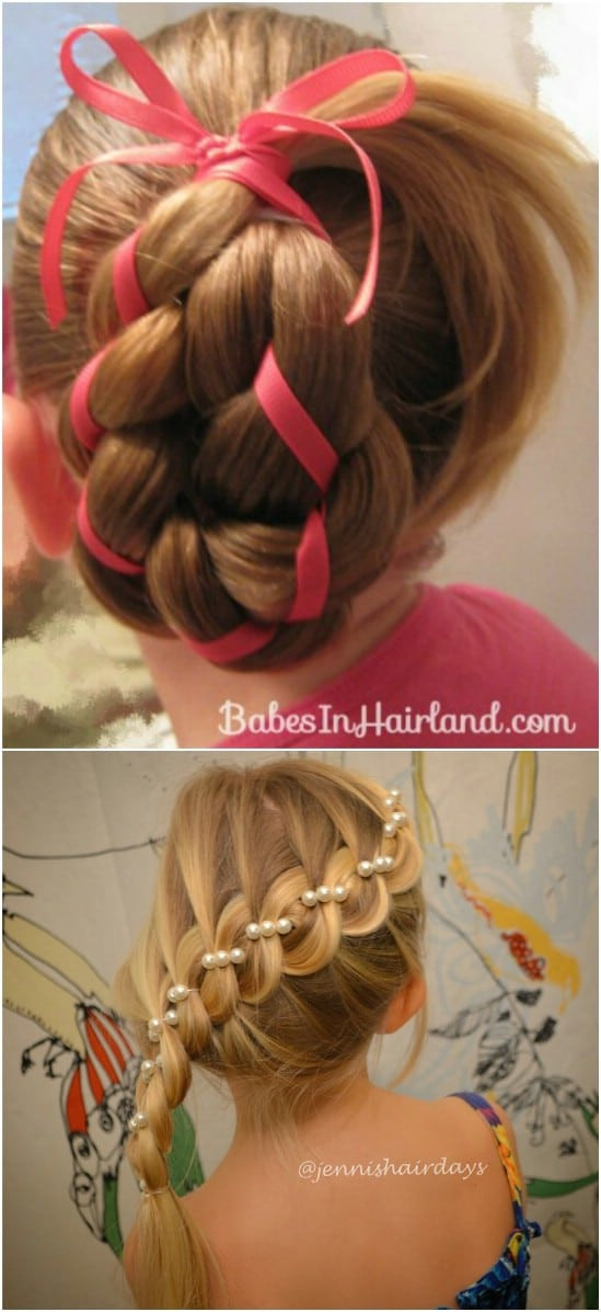 Cute Christmas Hairstyles  12 Super Cute DIY Christmas Hairstyles for All Lengths