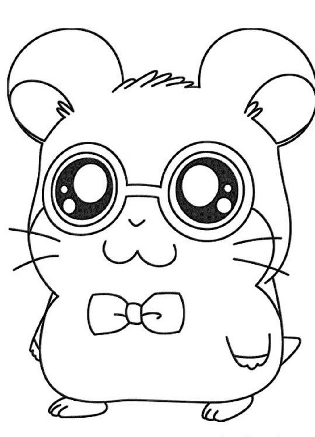 Cute Coloring Pages  Cute Baby Animal Coloring Pages 8433 Bestofcoloring