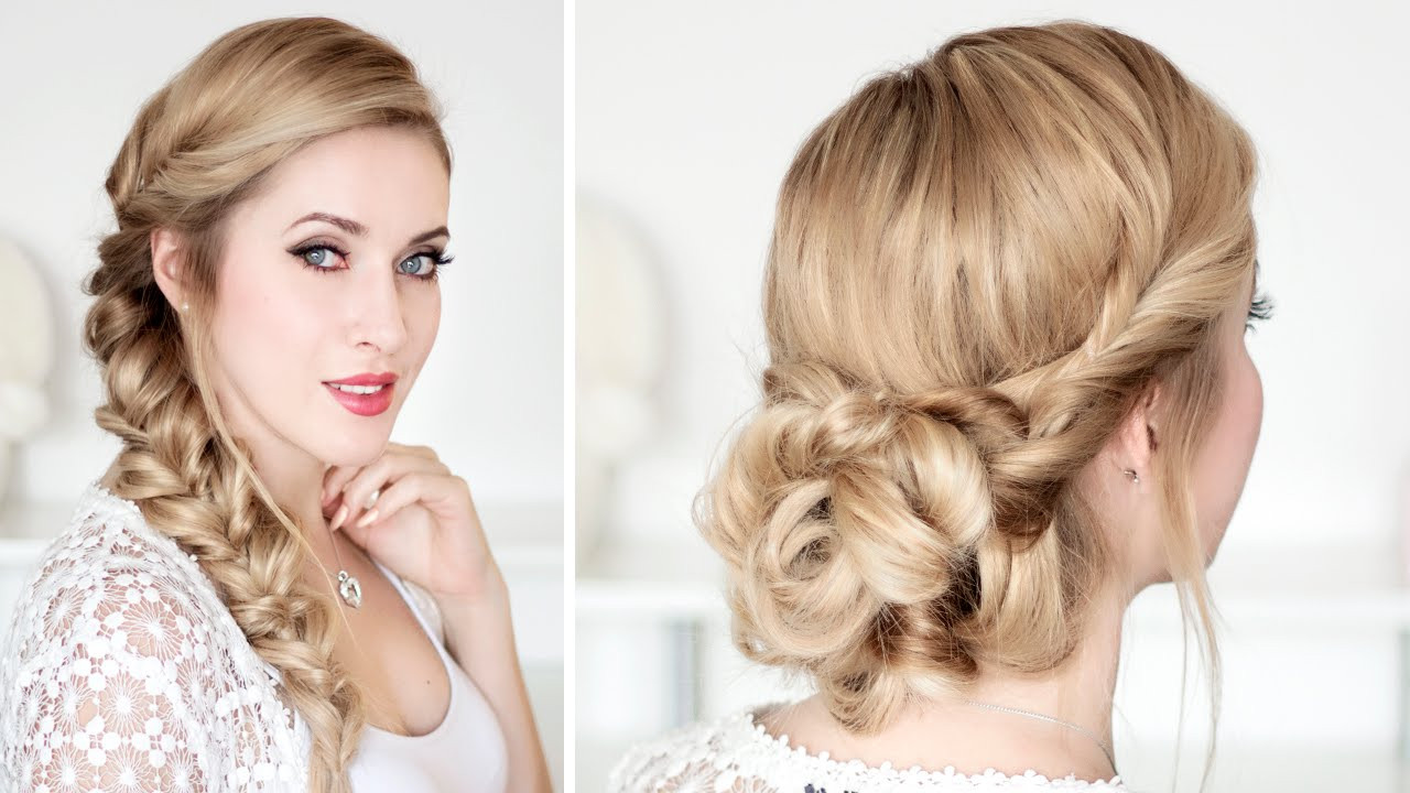 Cute Easy Fast Hairstyles  Cute Fast Hairstyles