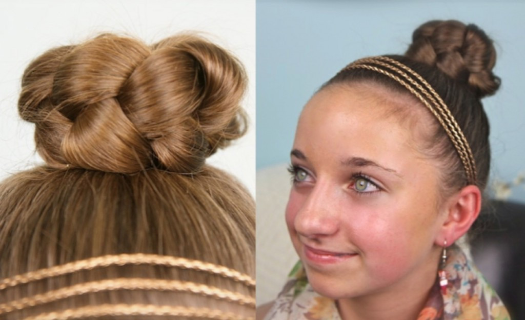Cute Easy Fast Hairstyles  Easy Hairstyles with Stylish Braids Hairstyle For Women