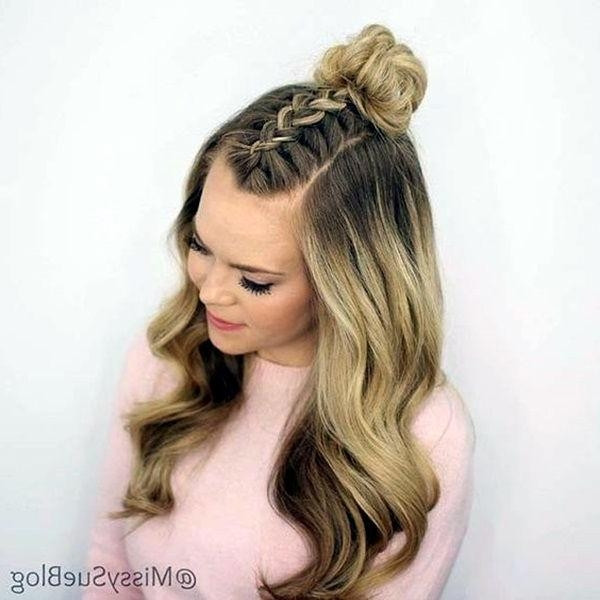 Cute Easy Fast Hairstyles  15 of Cute Hairstyles For Thin Long Hair