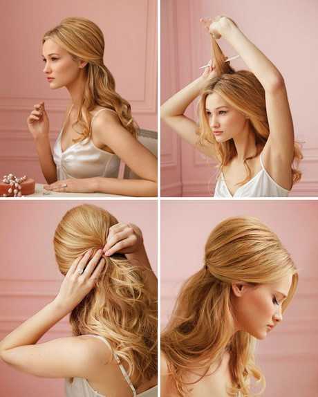 Cute Easy Fast Hairstyles  Quick and cute hairstyles