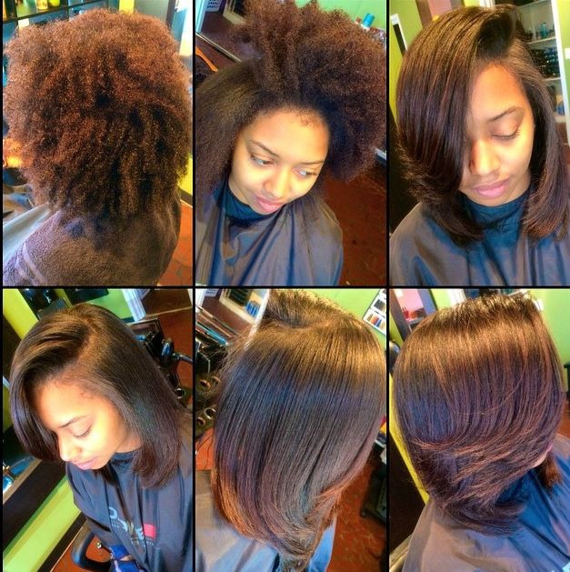 Best ideas about Cute Flat Iron Hairstyles . Save or Pin Cute Easy Hairstyles To Do With A Straightener Now.