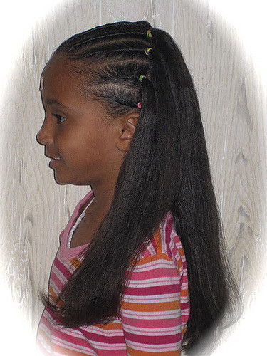 Best ideas about Cute Flat Iron Hairstyles . Save or Pin IMG 4494 Now.