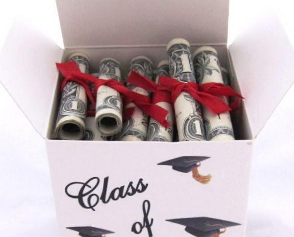 Cute Graduation Gift Ideas  25 DIY Graduation Cash Gifts Hative