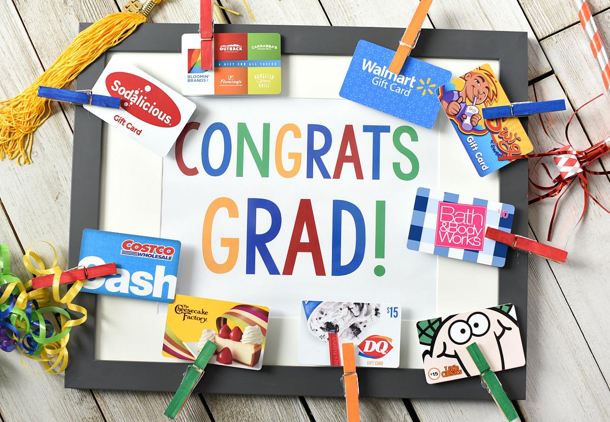 Cute Graduation Gift Ideas  25 Fun & Unique Graduation Gifts – Fun Squared