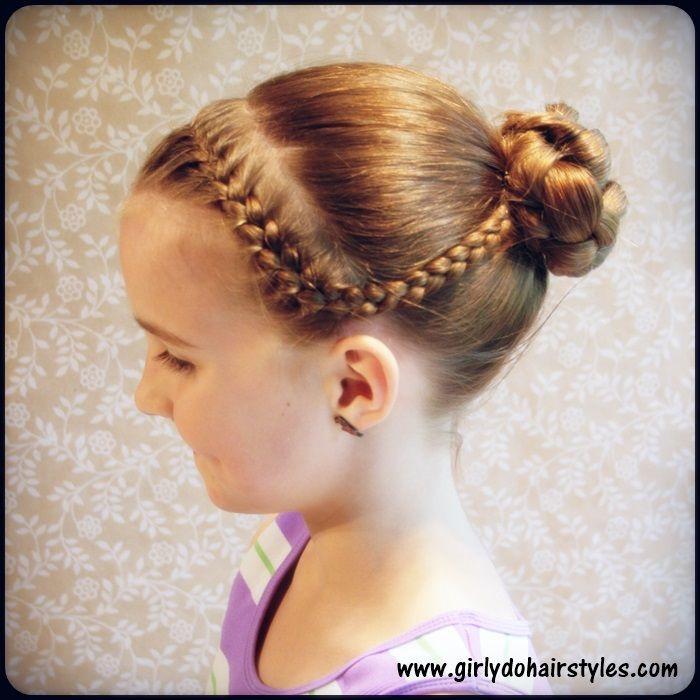 Cute Gymnastics Hairstyles  Cute Dance Hairstyles For Short Hair