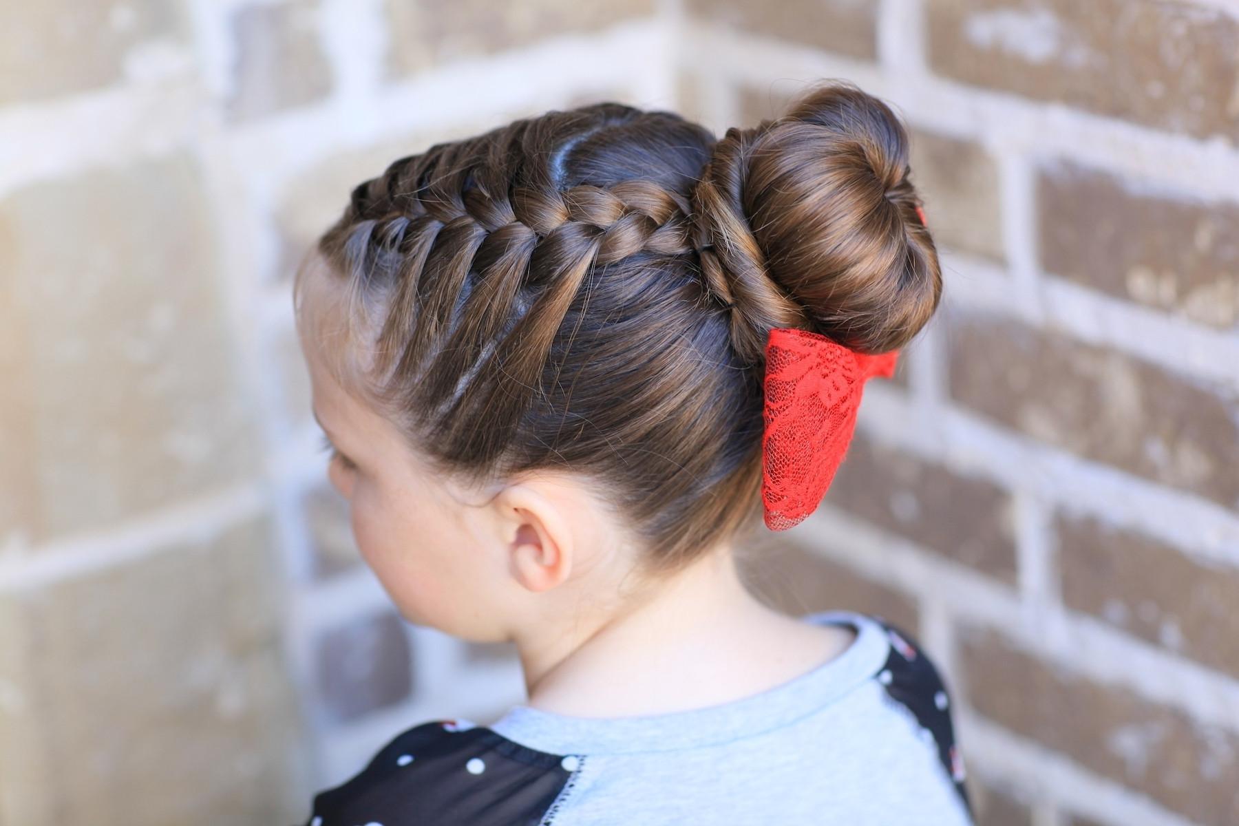 Cute Gymnastics Hairstyles  gymnastics peion hairstyles Hairstyles By Unixcode