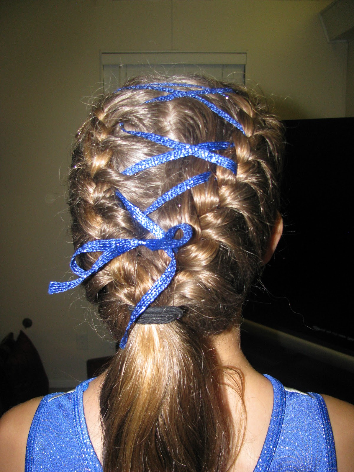 Cute Gymnastics Hairstyles  Hairstyles For Gymnastics petition