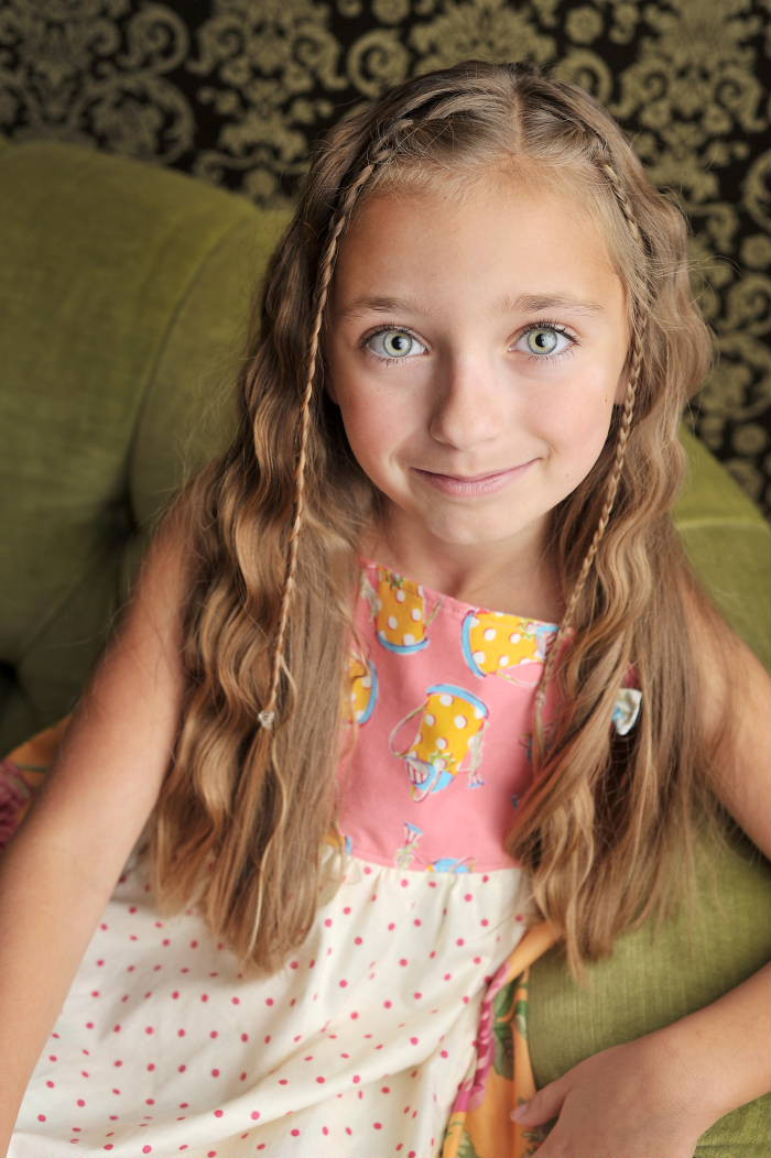 Cute Haircuts For Little Girls  Cute hairstyles for little girls with long hair