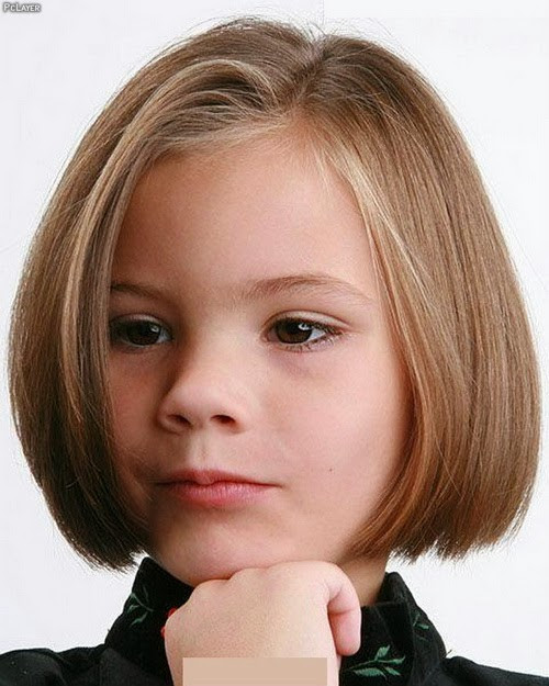 Cute Haircuts For Little Girls  Cute Short Hairstyles for Girls 2014 Stephig