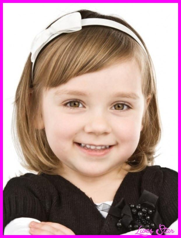 Cute Haircuts For Little Girls  Cute short haircut for little girls LivesStar