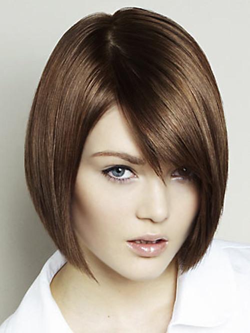 Cute Haircuts For Straight Hair  Short Straight Haircut for Women