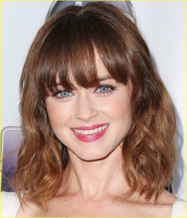 Cute Hairstyles For Bangs  Easy Hairstyles with Bangs for Stylish Girls