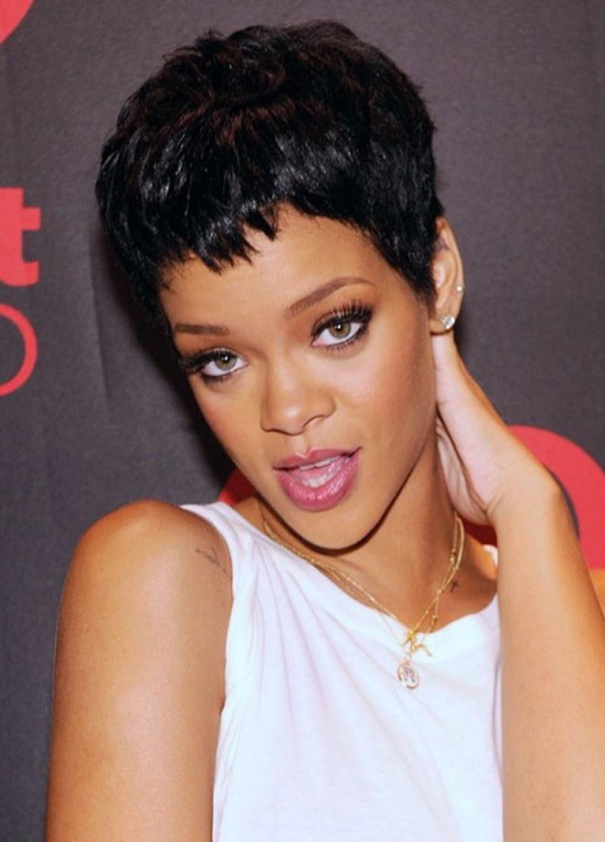 Cute Hairstyles For Black People  of Cute Black People Short Hairstyles