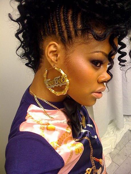 Cute Hairstyles For Black People  Cute black people hairstyles