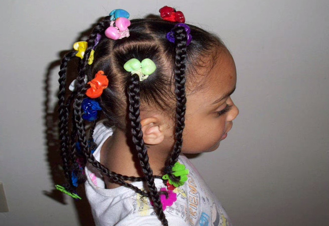 Best ideas about Cute Hairstyles For Black Toddlers . Save or Pin 10 Cute Black Kids Hairstyles Styles Girls Will Love Now.