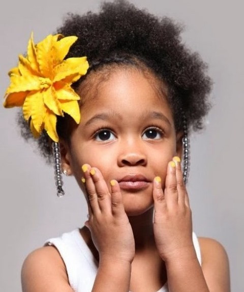 Best ideas about Cute Hairstyles For Black Toddlers . Save or Pin 15 Black Kids Haircuts and Hairstyles Now.