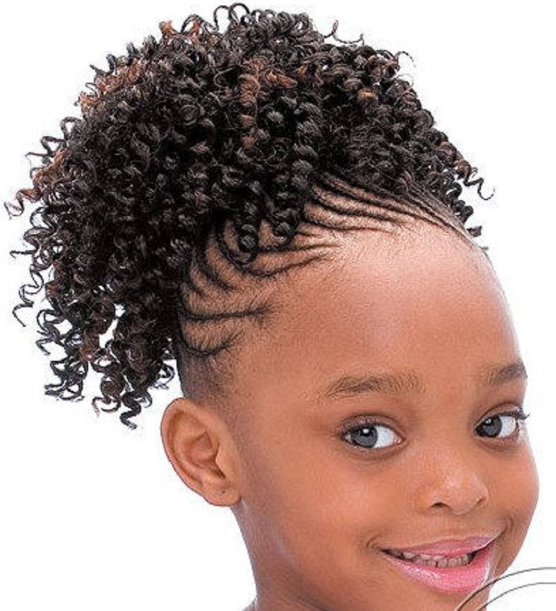 Best ideas about Cute Hairstyles For Black Toddlers . Save or Pin Cute black kids hairstyles Hairstyle for women & man Now.