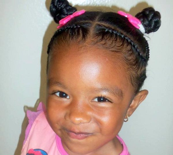 Best ideas about Cute Hairstyles For Black Toddlers . Save or Pin toddler ponytail hairstyles Now.