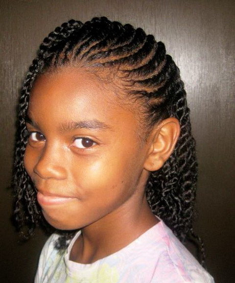 Best ideas about Cute Hairstyles For Black Toddlers . Save or Pin Black girl hairstyles for kids Now.