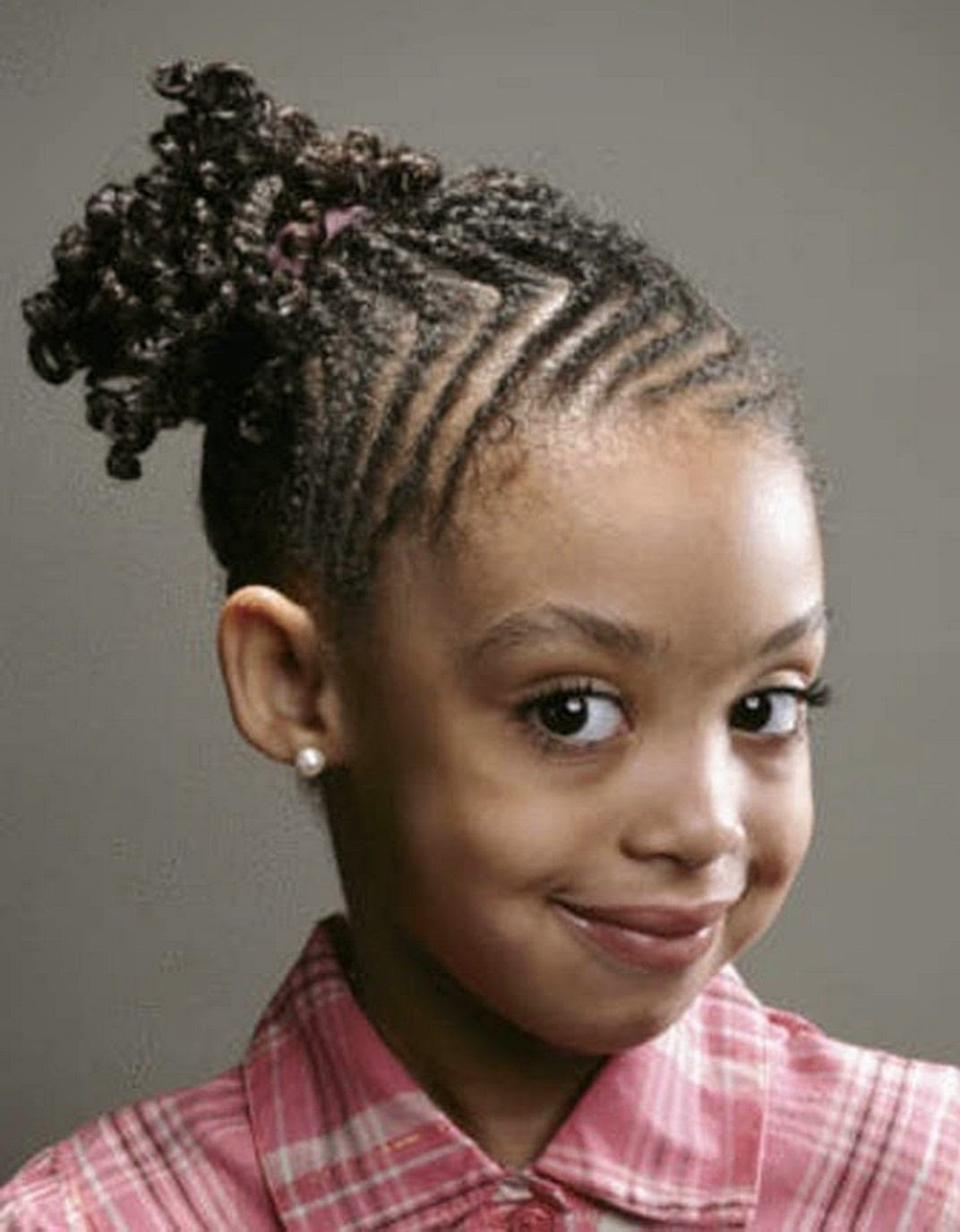 Best ideas about Cute Hairstyles For Black Toddlers . Save or Pin Hairstyles For Black Children Now.