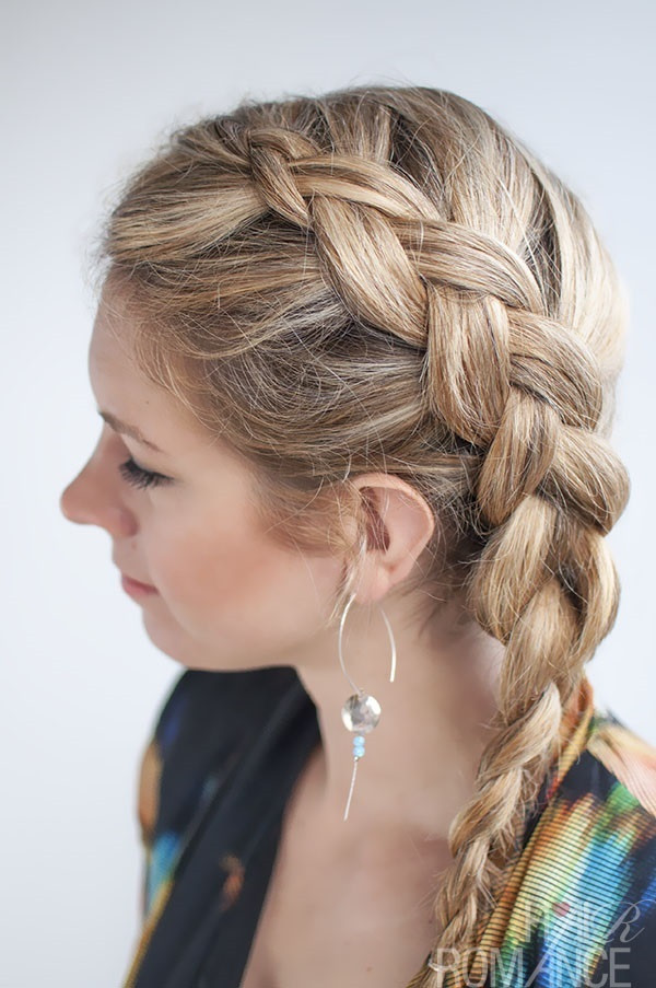 Cute Hairstyles For Braids  50 Cute Braided Hairstyles for Long Hair