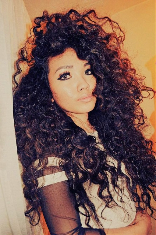 Cute Hairstyles For Curly Hair  30 Seriously Cute Hairstyles for Curly Hair Fave HairStyles