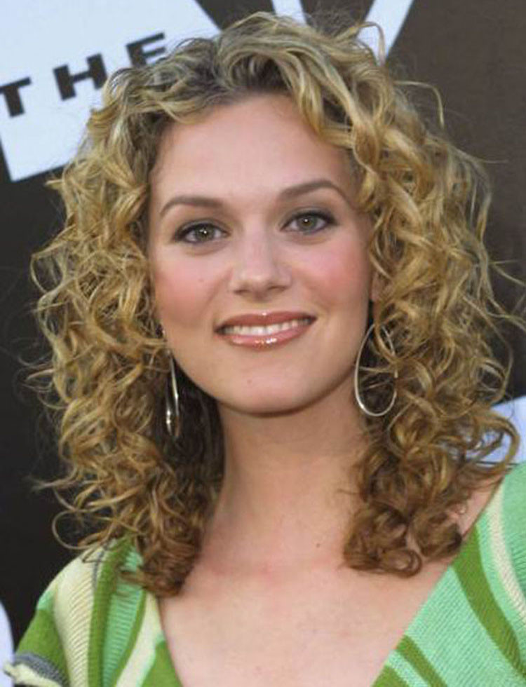 Cute Hairstyles For Curly Hair  Cute hairstyles for long curly hair for school Hairstyle