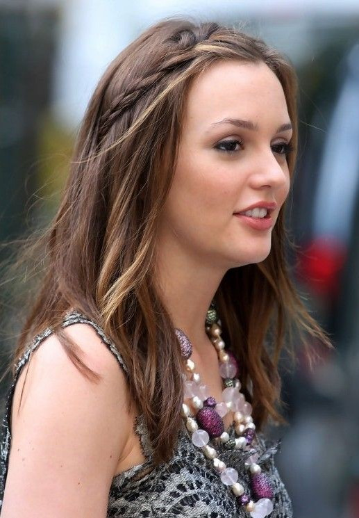 Cute Hairstyles For Long Straight Hair  2014 Cute Hairstyles for Girls Beautiful and Easy Hair