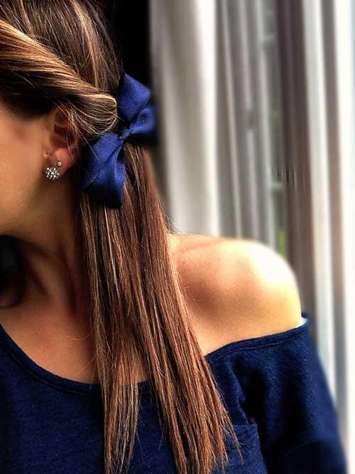 Cute Hairstyles For Long Straight Hair  35 Cute Hair Cuts for Long Hair