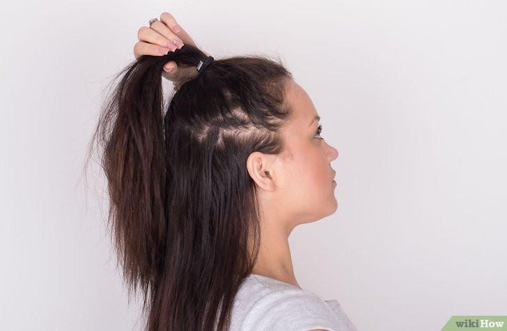 Cute Hairstyles For Long Thick Hair  3 formas de crear peinados bonitos para el cabello largo y