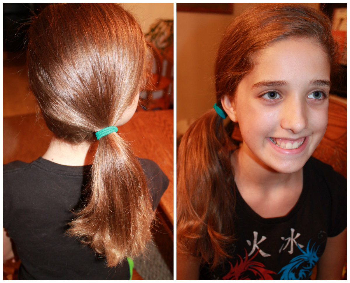 Cute Hairstyles For Picture Day At School  Pretty And Easy Hairstyles
