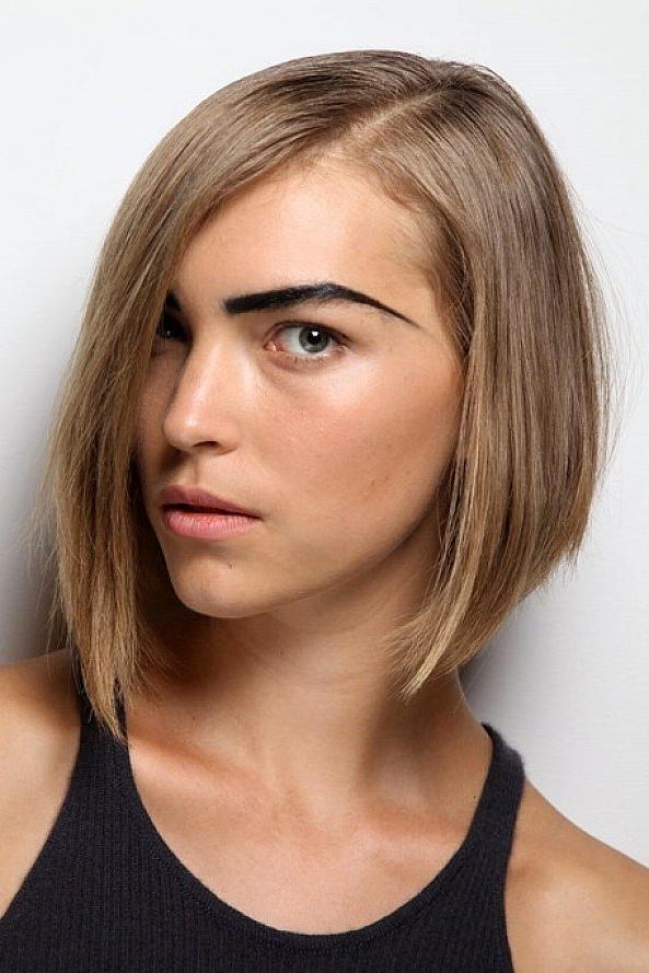 Cute Hairstyles For Shoulder Length Hair  50 cute Hairstyles For Medium Length Hair straight