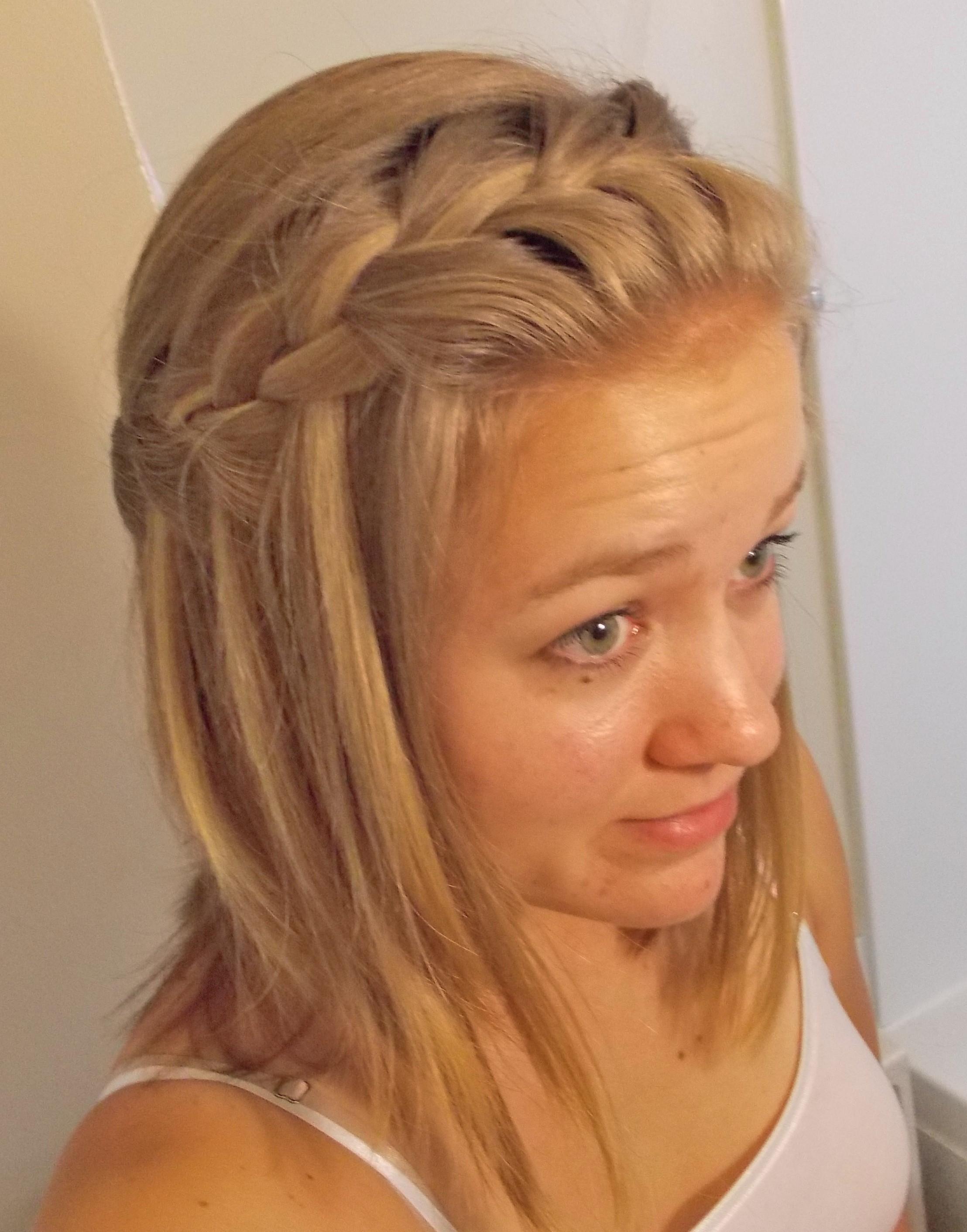 Cute Hairstyles For Shoulder Length Hair  Cute hairstyles for medium length hair pinterest
