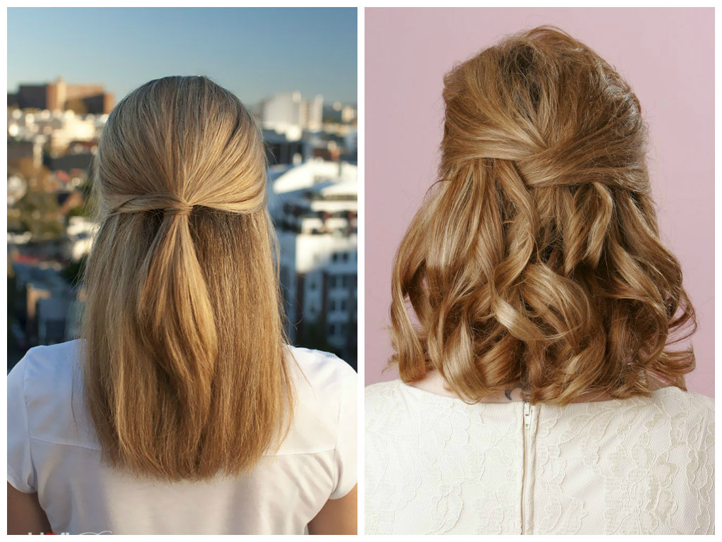 Cute Hairstyles For Shoulder Length Hair  How to do easy hairstyles for medium length hair