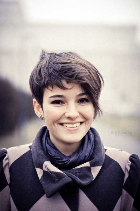 Best ideas about Cute Hairstyles For Thick Hair . Save or Pin Cute New Short Hairstyles Now.