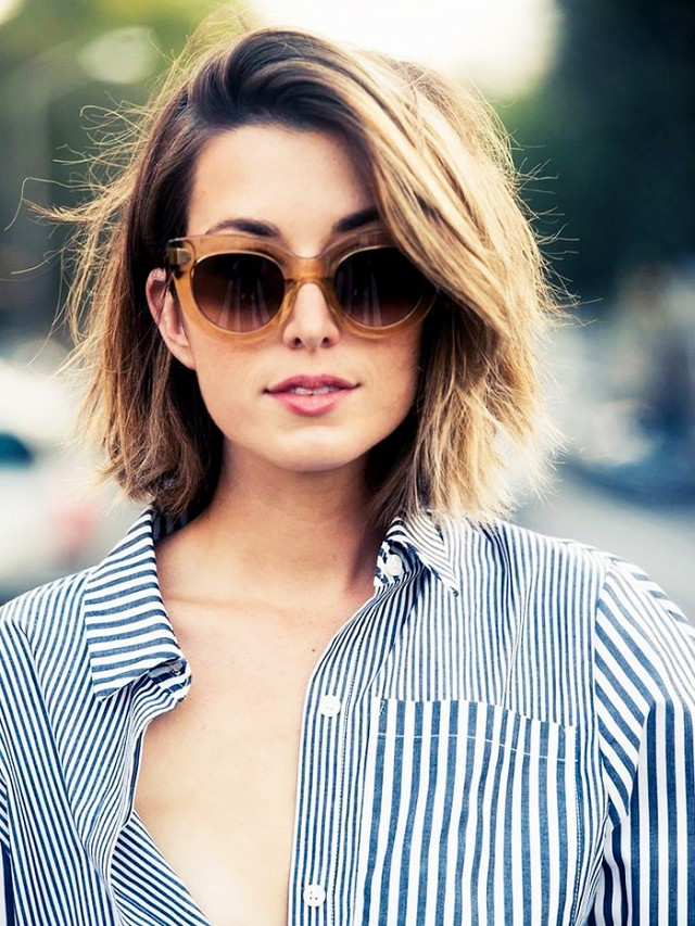 Best ideas about Cute Hairstyles For Thick Hair . Save or Pin Classy And Cute Short Haircuts for Thick Hair Ohh My My Now.