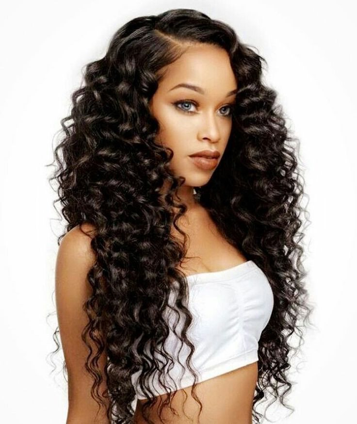 Best ideas about Cute Hairstyles For Thick Hair . Save or Pin Easy Hairstyles for Long Thick Hair Hairstyle For Women Now.