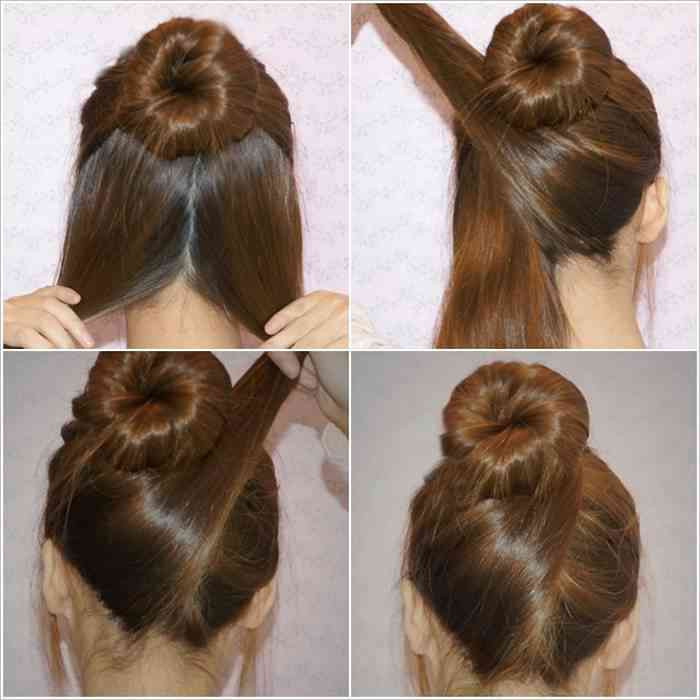 Cute Hairstyles That Are Easy  15 Cute easy hairstyles tutorials in less than 10 minutes