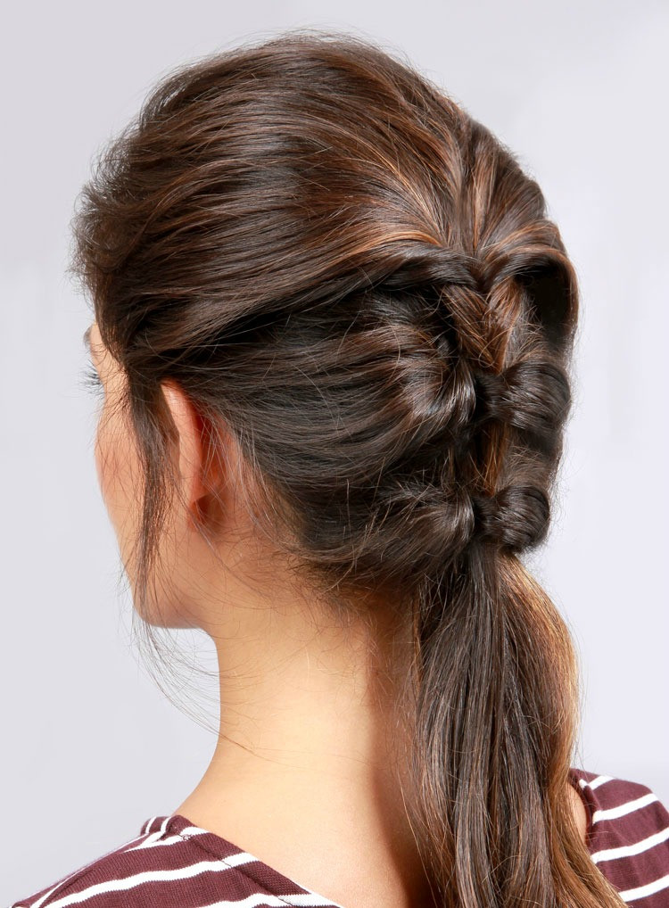 Cute Hairstyles That Are Easy  16 Easy Hairstyles for Hot Summer Days