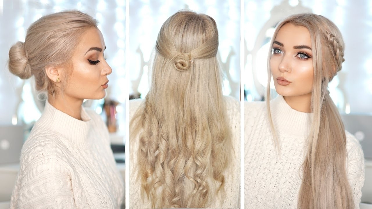Cute Hairstyles With Extensions  Hairstyles With Extensions