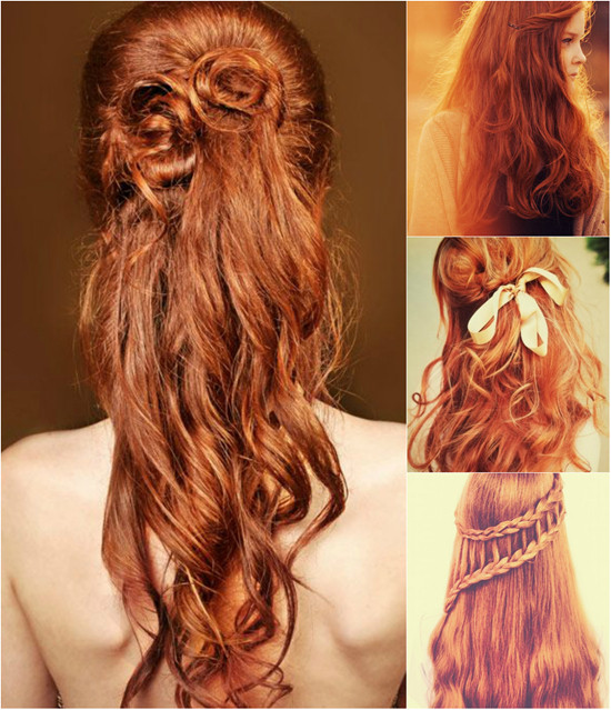 Cute Hairstyles With Extensions  Cute Curly Hairstyle Archives Vpfashion Vpfashion