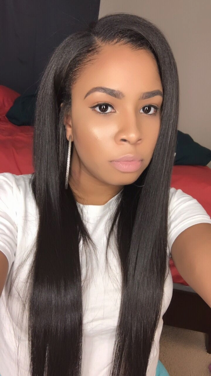 Best ideas about Cute Hairstyles With Weave . Save or Pin Cute Hairstyles With Sew In Weave HairStyles Now.