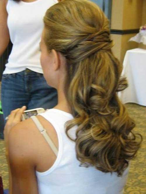 Cute Half Up Hairstyles  35 Cute Hair Cuts for Long Hair