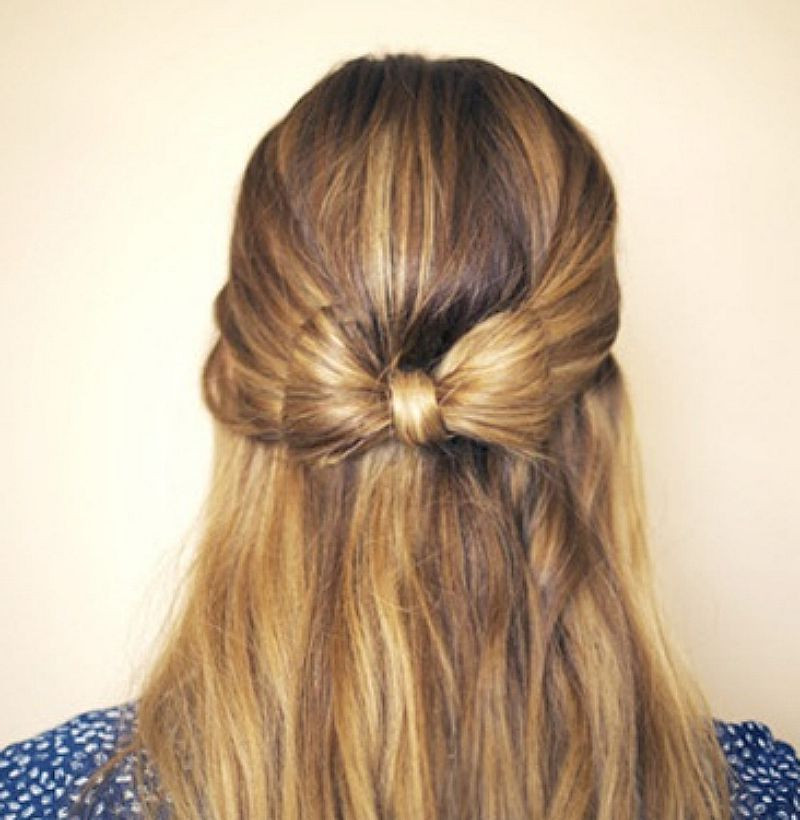 Best ideas about Cute Half Up Half Down Hairstyles . Save or Pin Summer hairstyles for Cute Half Up Half Down Hairstyles Now.