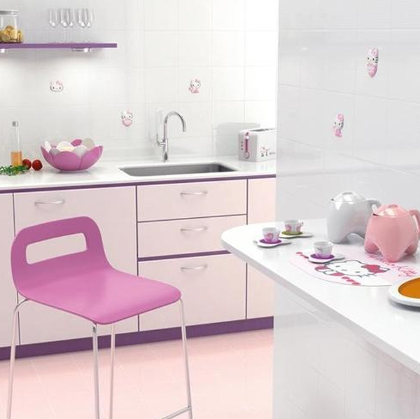 Best ideas about Cute Kitchen Decor . Save or Pin 15 Cute Hello Kitty Kitchen Ideas Now.