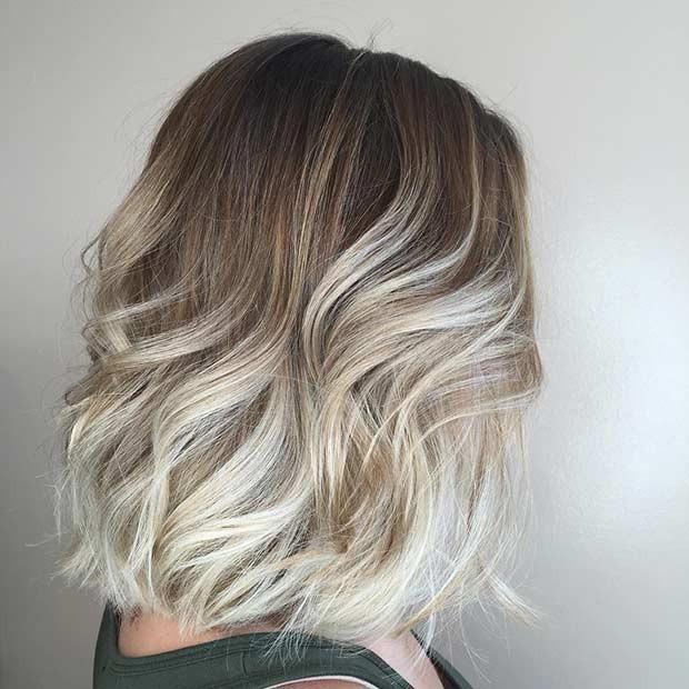 Cute Lob Hairstyles  21 Cute Lob Haircuts for This Summer
