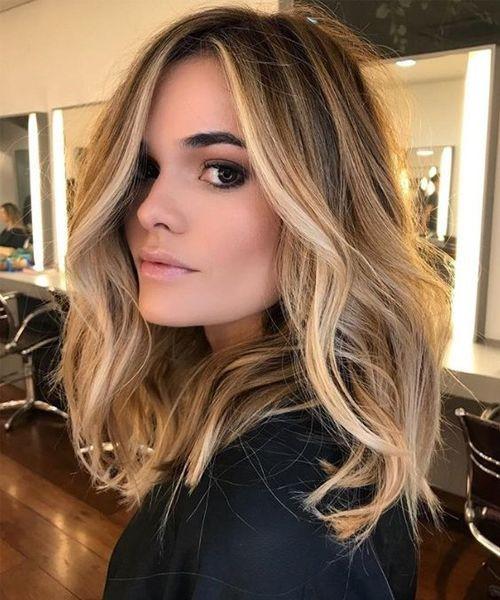 Cute Lob Hairstyles  15 Gorgeous Lob Hairstyle 2018
